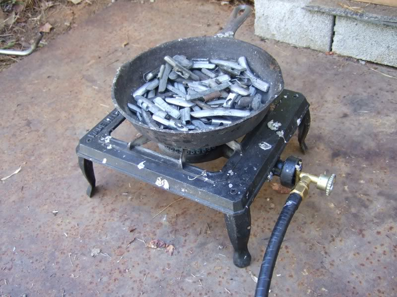 Lead Wheel Weights : Casting lead bullets the eveloution of wheel weight