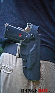 small of back kydex holster