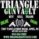 Triangle Gun Vault