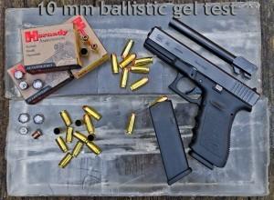 Glock test pistol-1